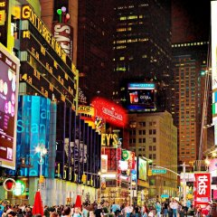 Отель Crowne Plaza Times Square Manhattan фото 6