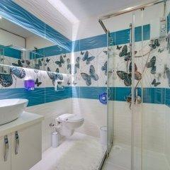 Mersin Vip House Турция, Мерсин - отзывы, цены и фото номеров - забронировать отель Mersin Vip House онлайн ванная