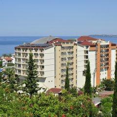 My Home Sky Hotel Турция, Аланья - отзывы, цены и фото номеров - забронировать отель My Home Sky Hotel онлайн балкон