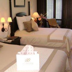 Отель Royal Hideaway Playacar All Inclusive - Adults only комната для гостей фото 2