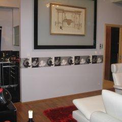 Апартаменты Czech Bohemia Design Apartments Prague Прага комната для гостей