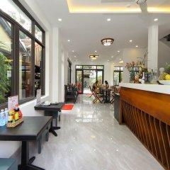 Отель Quynh Long Homestay гостиничный бар
