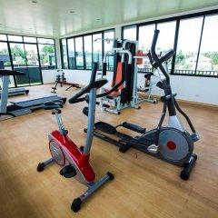 Отель Aspira Residences Samui фитнесс-зал