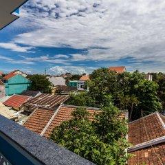 Отель Quynh Long Homestay балкон