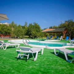 Гостиница Pansionat Bogema бассейн