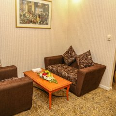 Dubai Palm Hotel интерьер отеля