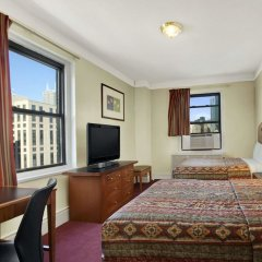 Отель Travelodge by Wyndham Downtown Chicago комната для гостей фото 4