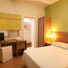 Samambaia Executive Hotel сейф в номере