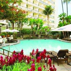 Fairmont Miramar Hotel & Bungalows Санта-Моника бассейн