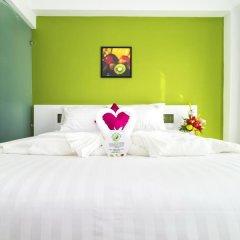 Отель The Frutta Boutique Patong Beach 3* Номер категории Эконом с различными типами кроватей