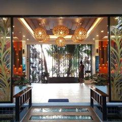 Отель Simple Life Cliff View Resort интерьер отеля фото 2