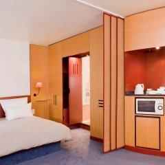 Hotel Novotel Suites Wien City Donau 3* Люкс с двуспальной кроватью фото 2