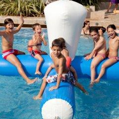 Отель Blaumar Hotel Salou Испания, Салоу - 7 отзывов об отеле, цены и фото номеров - забронировать отель Blaumar Hotel Salou онлайн фитнесс-зал фото 2