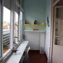 Nook Lisbon Hostel Лиссабон балкон