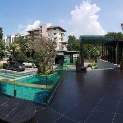 Отель Z Through By The Zign Таиланд, Паттайя - отзывы, цены и фото номеров - забронировать отель Z Through By The Zign онлайн бассейн
