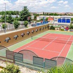 Отель Sercotel Horus Salamanca спортивное сооружение