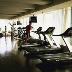Отель Grand Mercure Oriental Ginza Шэньчжэнь фитнесс-зал фото 2