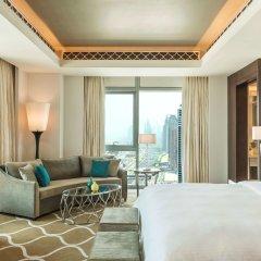 Отель Hilton Dubai Al Habtoor City комната для гостей фото 3