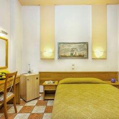 Отель Aegeon Hotel Греция, Салоники - 4 отзыва об отеле, цены и фото номеров - забронировать отель Aegeon Hotel онлайн комната для гостей фото 3