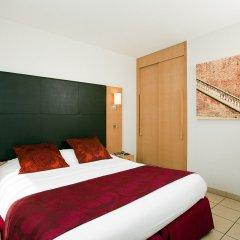 Отель Residhome Toulouse Occitania Франция, Тулуза - отзывы, цены и фото номеров - забронировать отель Residhome Toulouse Occitania онлайн комната для гостей фото 3