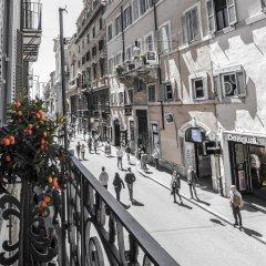 Отель Déco Corso Suite Италия, Рим - отзывы, цены и фото номеров - забронировать отель Déco Corso Suite онлайн балкон
