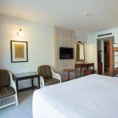 Отель Phuket Orchid Resort and Spa комната для гостей фото 5