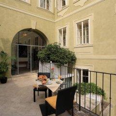 Отель Appia Hotel Residences Чехия, Прага - 1 отзыв об отеле, цены и фото номеров - забронировать отель Appia Hotel Residences онлайн питание фото 2