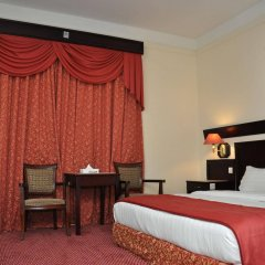 Claridge Hotel Dubai Дубай комната для гостей фото 2