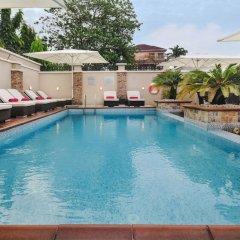 BON Hotel Abuja бассейн