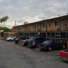 Highland Park Hotel Лос-Анджелес парковка
