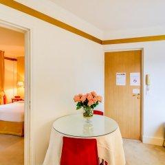 Hotel Villa Escudier Булонь-Бийанкур комната для гостей фото 5