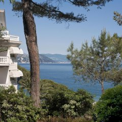Grand Hotel Miramare Церковь Св. Маргариты Лигурийской пляж