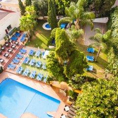 Отель Roc Flamingo балкон