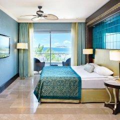 Отель Rixos Premium Bodrum - All Inclusive 5* Стандартный номер разные типы кроватей фото 7