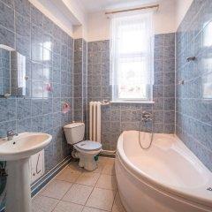 Апартаменты Economy Apartment Kopernika 9 ванная