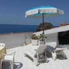 Hotel Mareblu Амантея бассейн