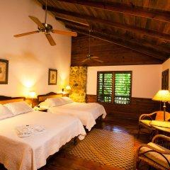 Отель The Lodge at Pico Bonito комната для гостей