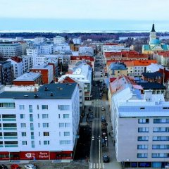 Апартаменты Oulu Hotelli Apartments Lite фото 2