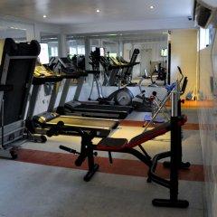 Отель Caledonian Suites фитнесс-зал фото 2