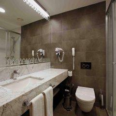 Gonluferah Thermal Hotel Турция, Бурса - 2 отзыва об отеле, цены и фото номеров - забронировать отель Gonluferah Thermal Hotel онлайн ванная