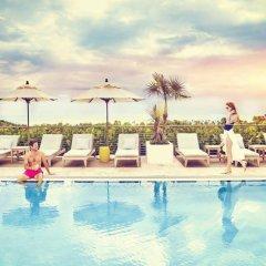 Отель Marriott Stanton South Beach фитнесс-зал фото 4