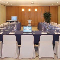 Отель Expo Hotel Испания, Валенсия - 4 отзыва об отеле, цены и фото номеров - забронировать отель Expo Hotel онлайн помещение для мероприятий