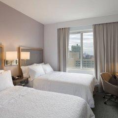 Отель Hampton Inn Manhattan/Times Square South США, Нью-Йорк - отзывы, цены и фото номеров - забронировать отель Hampton Inn Manhattan/Times Square South онлайн комната для гостей фото 2
