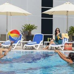 Отель Gulf Court Business Bay бассейн фото 3