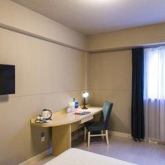 Отель Jinjiang Inn Xi'an South Second Ring Gaoxin Hotel Китай, Сиань - отзывы, цены и фото номеров - забронировать отель Jinjiang Inn Xi'an South Second Ring Gaoxin Hotel онлайн фото 9