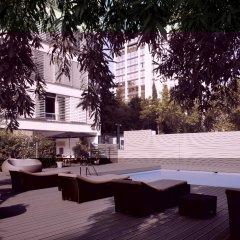 Отель Ac Victoria Suites By Marriott Барселона спортивное сооружение