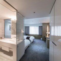 Отель Sheraton Seoul Palace Gangnam Hotel Южная Корея, Сеул - отзывы, цены и фото номеров - забронировать отель Sheraton Seoul Palace Gangnam Hotel онлайн ванная