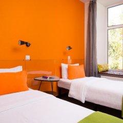 Гостиница Станция L1 Стандартный номер с двуспальной кроватью фото 13