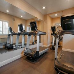 Отель BEST WESTERN PLUS Brookside Inn фитнесс-зал фото 4