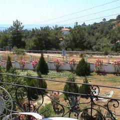 Отель Pantheon Studios Apartments Греция, Тасос - отзывы, цены и фото номеров - забронировать отель Pantheon Studios Apartments онлайн балкон